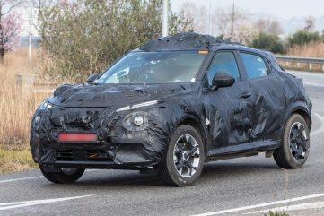Next Generation Nissan Juke Teased Ahead of Debut 8