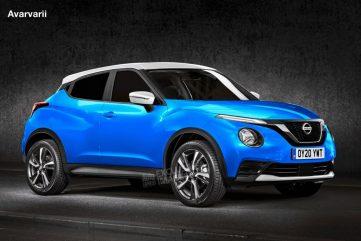 Next Generation Nissan Juke Teased Ahead of Debut 10