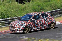 2020 Toyota Yaris Hatchback Spotted Testing 12