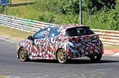 2020 Toyota Yaris Hatchback Spotted Testing 13
