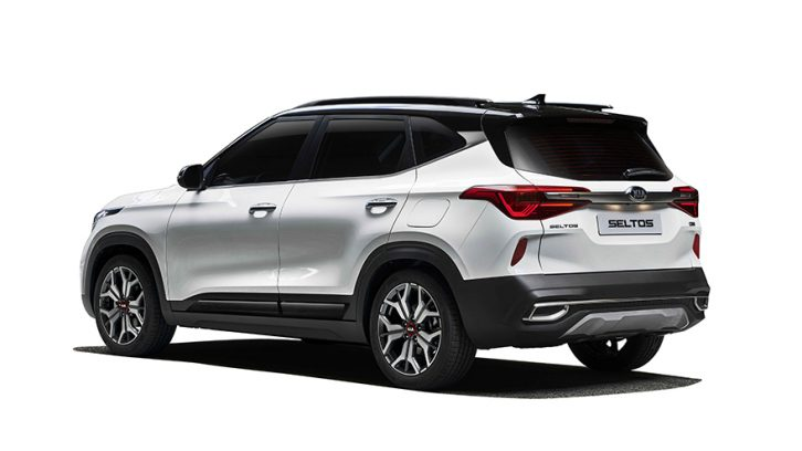 All New Kia Seltos Launched in South Korea 10