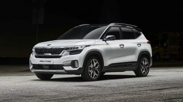 All New Kia Seltos Launched in South Korea 8