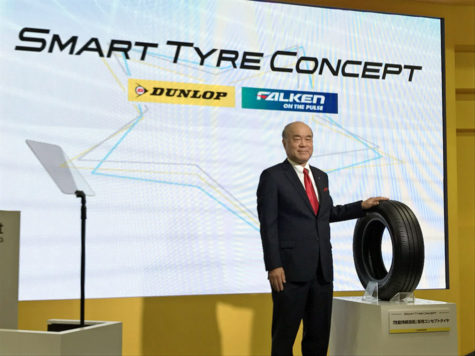 Sumitomo Unveils Electricity Harvester Concept 2