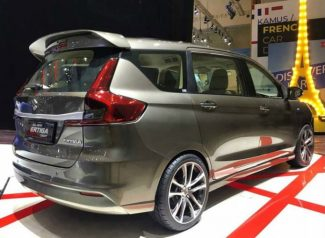 Suzuki Displays the Ertiga 6-seat Concept at GIIAS 2019 5