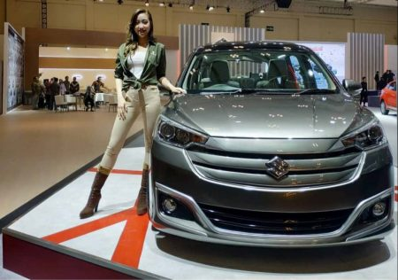 Suzuki Displays the Ertiga 6-seat Concept at GIIAS 2019 10