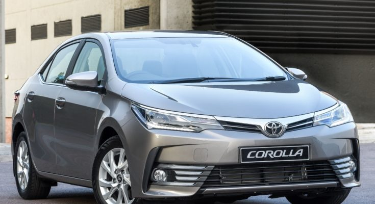 Toyota Corolla Remains the Best Selling Car in FY-2019 1
