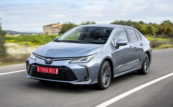 New Toyota Corolla Altis to Debut in Thailand in August 58