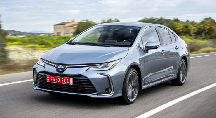 New Toyota Corolla Altis to Debut in Thailand in August 1