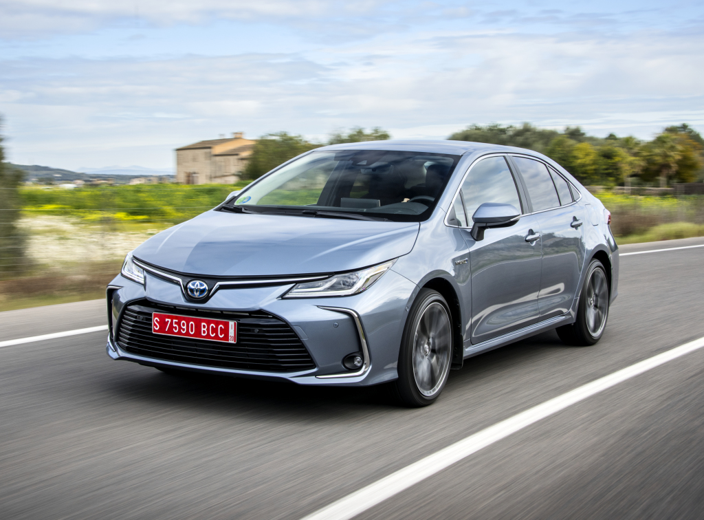 New Toyota Corolla Altis to Debut in Thailand in August 5