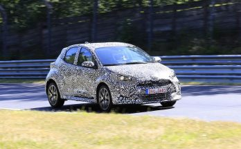 2020 Toyota Yaris Hatchback Spotted Testing 14