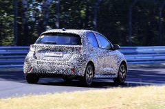 2020 Toyota Yaris Hatchback Spotted Testing 9