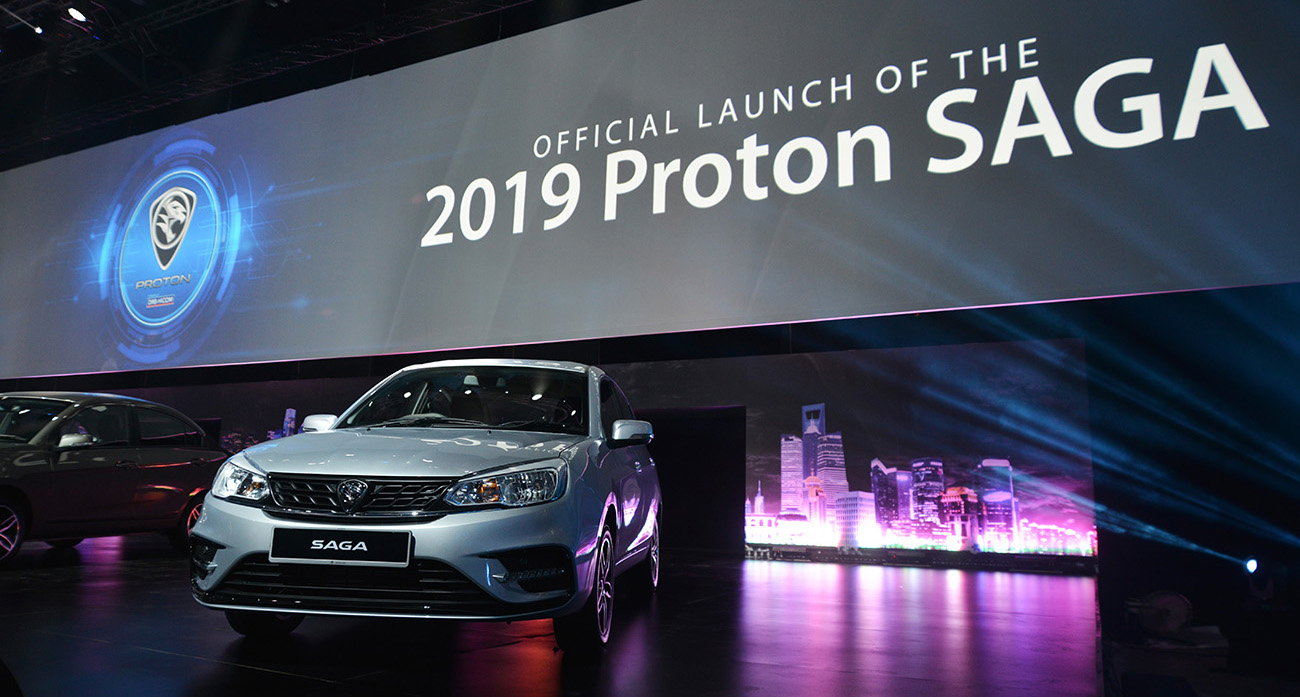 Proton Saga CBU May Arrive by Q2, 2020 3