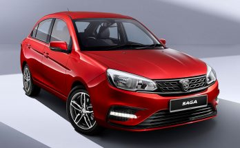 6 Improvements in 2019 Proton Saga Facelift 8