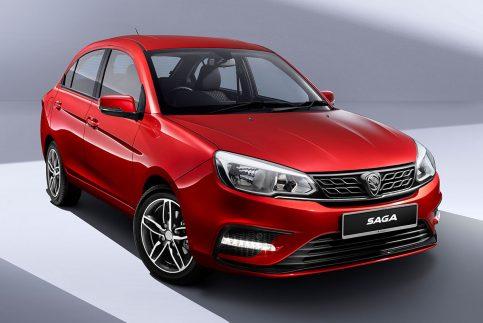 2019 Proton Saga Facelift Launched in Malaysia 8