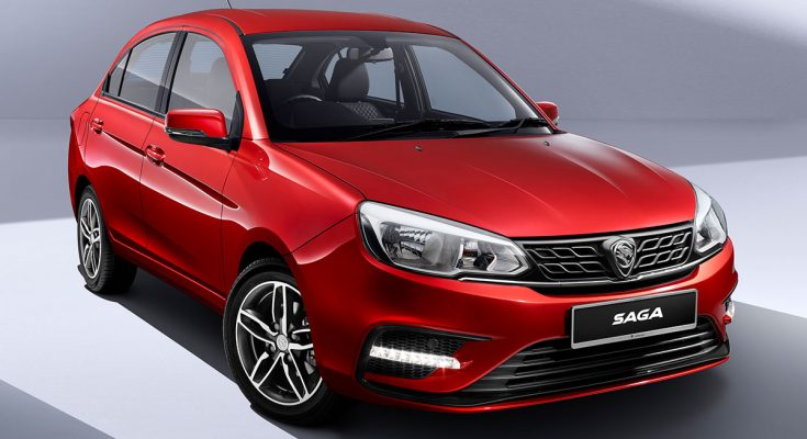 6 Improvements in 2019 Proton Saga Facelift 2