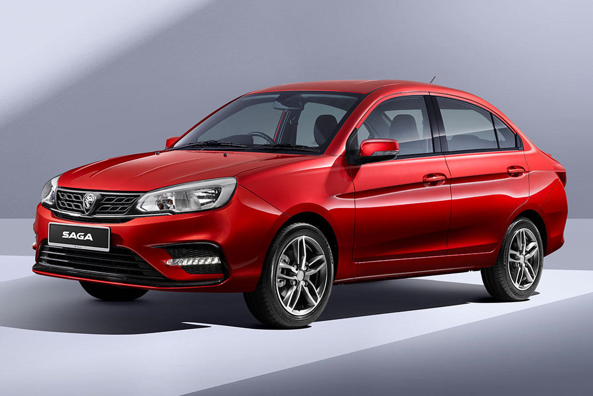 6 Improvements in 2019 Proton Saga Facelift 6
