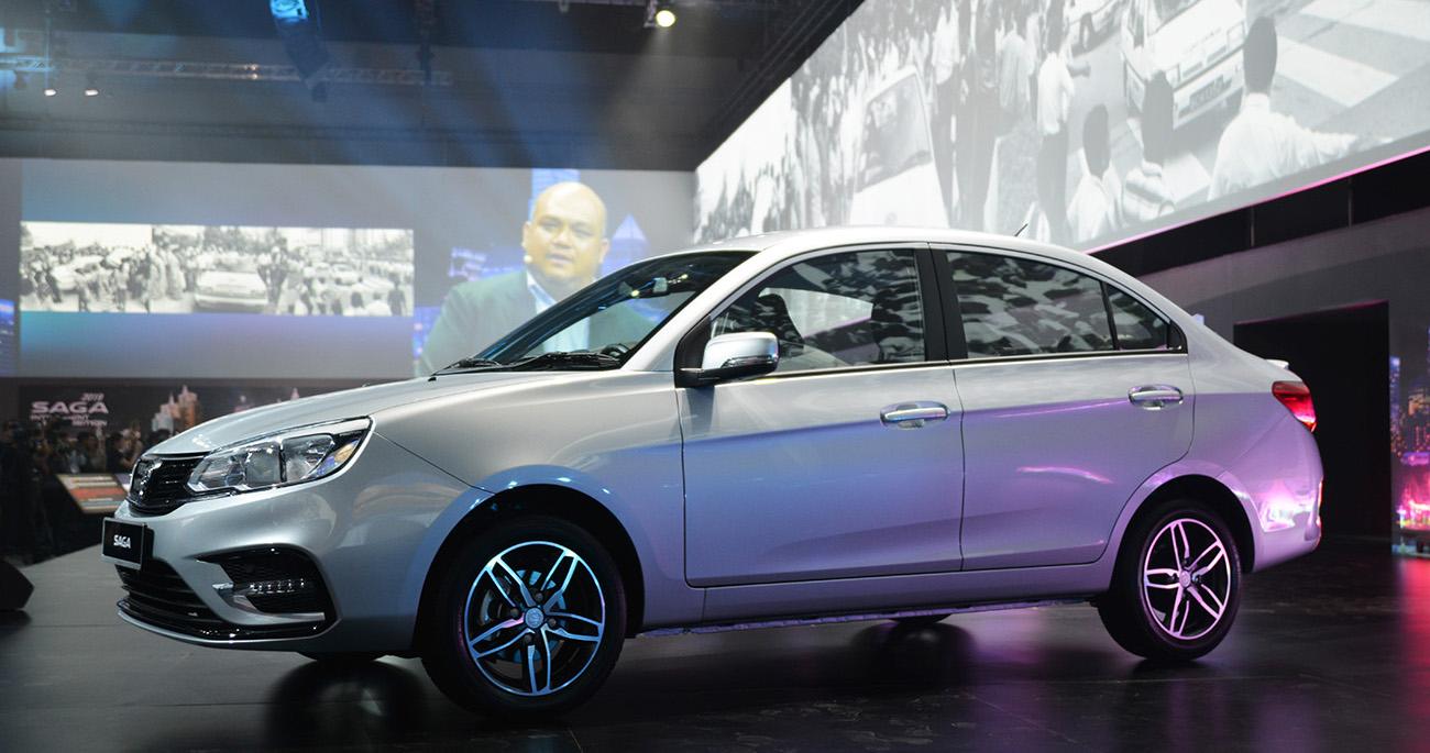 Proton X70 and Saga- Variants Details Revealed 6