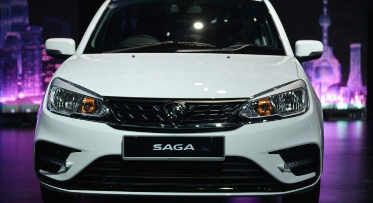 2019 Proton Saga Facelift Launched in Malaysia 1