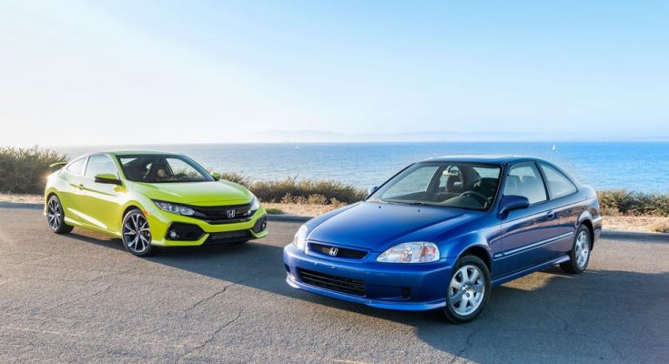 Honda Civic- Most Stolen Car in USA 1