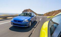 2019 Honda Civic Si Coupe vs 1999 Honda Civic Si Coupe 9