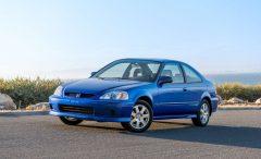 2019 Honda Civic Si Coupe vs 1999 Honda Civic Si Coupe 13
