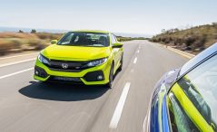 2019 Honda Civic Si Coupe vs 1999 Honda Civic Si Coupe 12