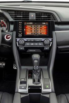 2020 Honda Civic Hatchback Facelift Debuts 9