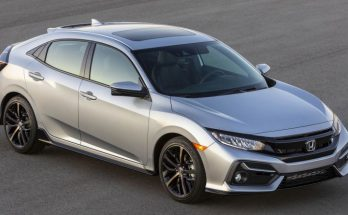 2020 Honda Civic Hatchback Facelift Debuts 30