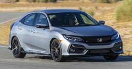 2020 Honda Civic Hatchback Facelift Debuts 8
