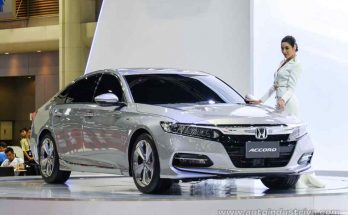 Honda to Move Accord Hybrid Production from Japan to Thailand 14