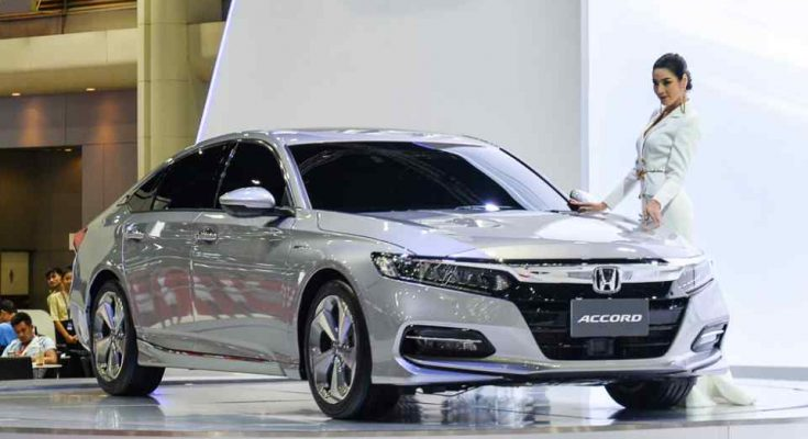 Honda to Move Accord Hybrid Production from Japan to Thailand 1