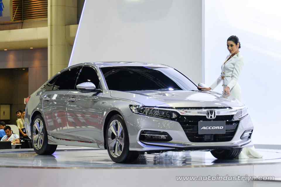 Honda to Move Accord Hybrid Production from Japan to Thailand 4