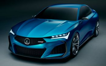 The Stunning Acura Type S Concept Debuts 4