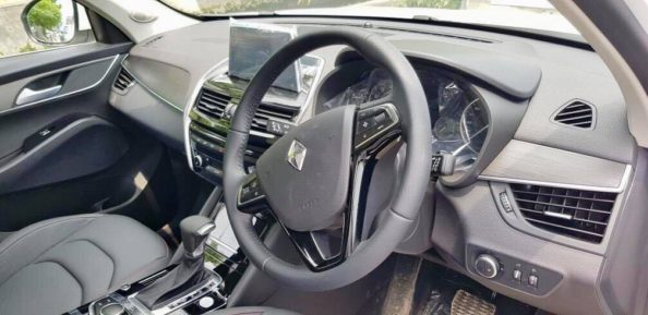 Borgward BX5 SUV Spotted in Lahore 4