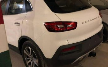 Borgward BX5 SUV Spotted in Lahore 1