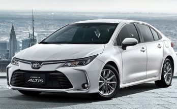 All New Toyota Corolla Teased for Malaysian Debut 56