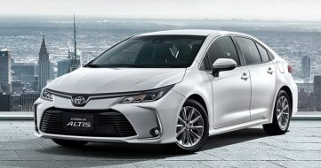 New Toyota Corolla to Make its Thailand Debut on 13th September 3