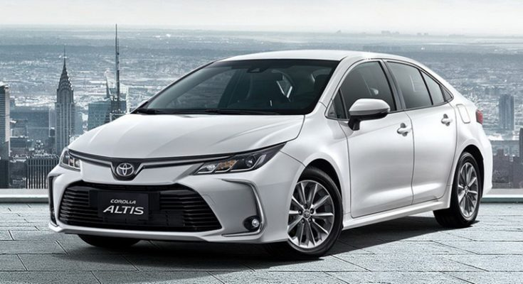 All New Toyota Corolla Teased for Malaysian Debut 2