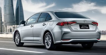 New Toyota Corolla to Make its Thailand Debut on 13th September 4