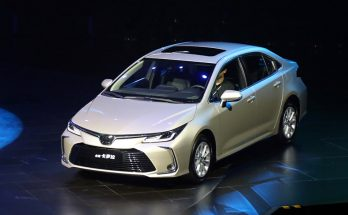 All New Toyota Corolla Launched in China 12