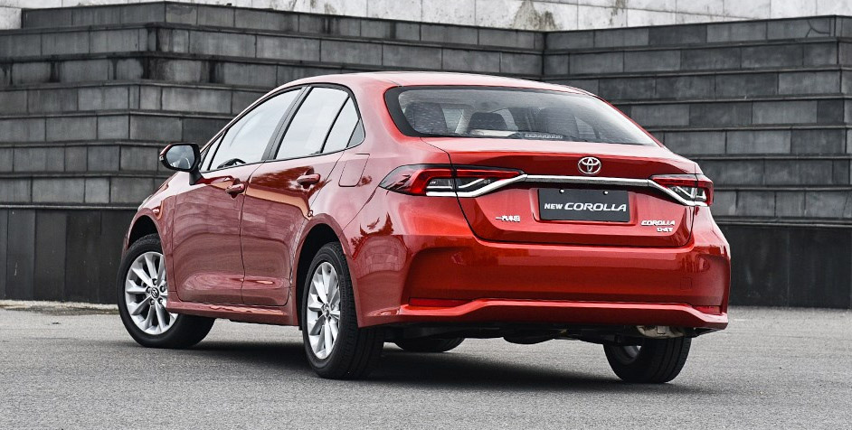 12th Gen Toyota Corolla in Pakistan: What to Expect? 13