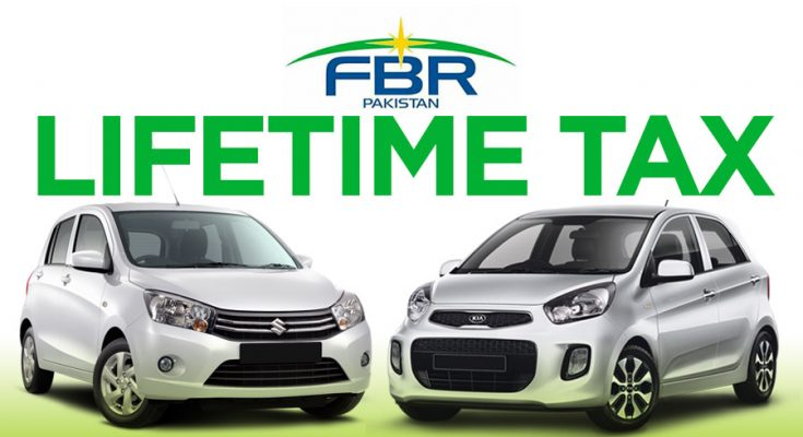 FBR to Recover Lifetime Tax from Small Cars Owners 2