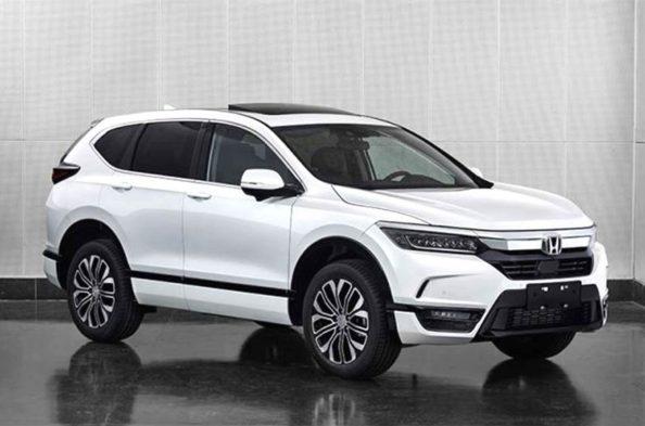 Honda Breeze- the CR-V Sibling in China 1