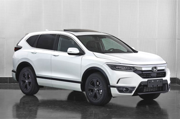 Honda Breeze- the CR-V Sibling in China 3