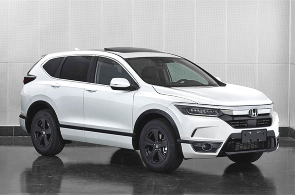 Honda Breeze- the CR-V Sibling in China 2
