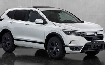 Honda Breeze- the CR-V Sibling in China 12