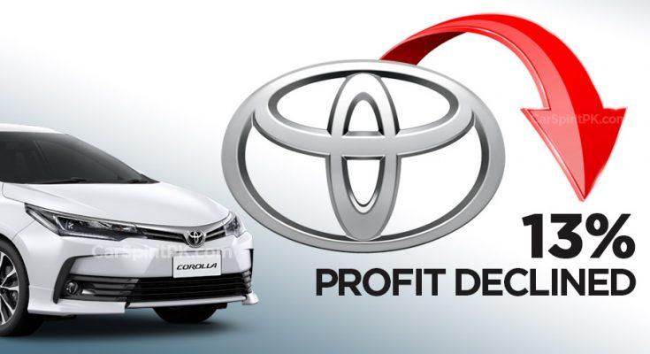 Indus Motor Company Posts 13% Profit Decline 2