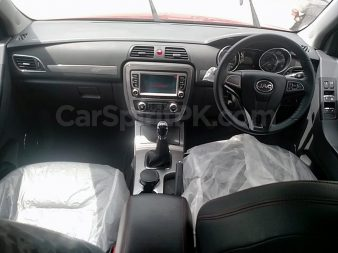 Ghandhara's JAC T6 Double Cabin Pickup Reaches the Dealerships 4