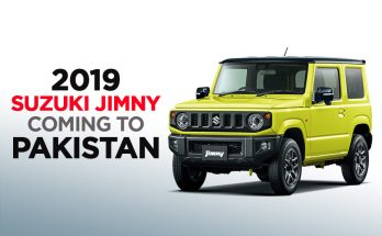 Pak Suzuki to Launch 4th Gen Jimny in Pakistan 25