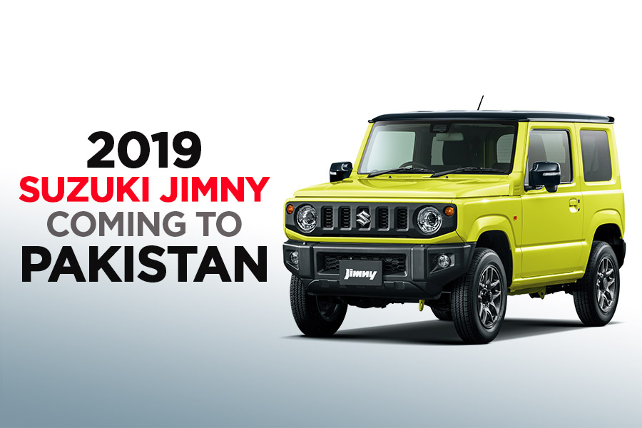 Pak Suzuki to Launch 4th Gen Jimny in Pakistan 1